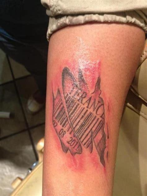 barcode tattoo vorlagen 33 besten 176 tattoos 176 bilder auf pinterest coole tattoos