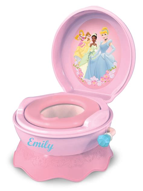baby potty seater disney princess potty chair w magical sounds baby n toddler