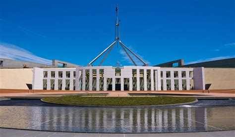 Who Designed The New Parliament House 28 Images Parliament House Canberra Places