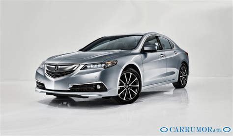 2019 acura tlx rumors 2019 acura tlx design change price release date and
