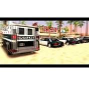 HOT GTASA Rockstar Emergency Pack POLICE EMS FD