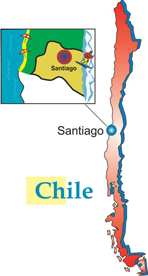 santiago chile map 301 moved permanently