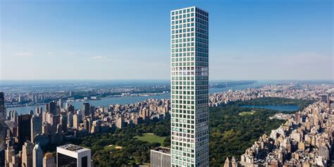 park avenue apartment shocks with stunning wall mural luxury 86th floor penthouse at 432 park avenue new york