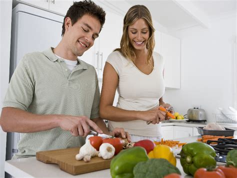 Healthy Kitchen Tips by Healthy Cooking Tips For Couples Live Better Exos