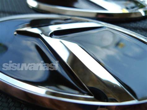 Shockbreaker Kia Picanto Depan Ikybi jual emblem kia k logo all new all new picanto depan belakang di lapak sisu variasi