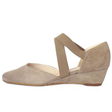 kaiser jaila s low wedge summer shoes in