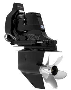 Based on the 3.0-liter V6 Mercury Racing OptiMax 250SX