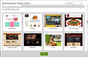 Godaddy Templates by Godaddy Website Builder Review Site Builder Awards