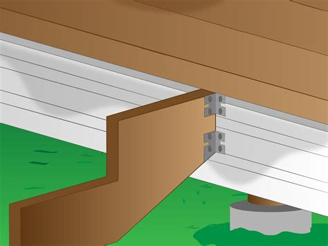 how to build a building how to build deck stairs 5 steps with pictures wikihow