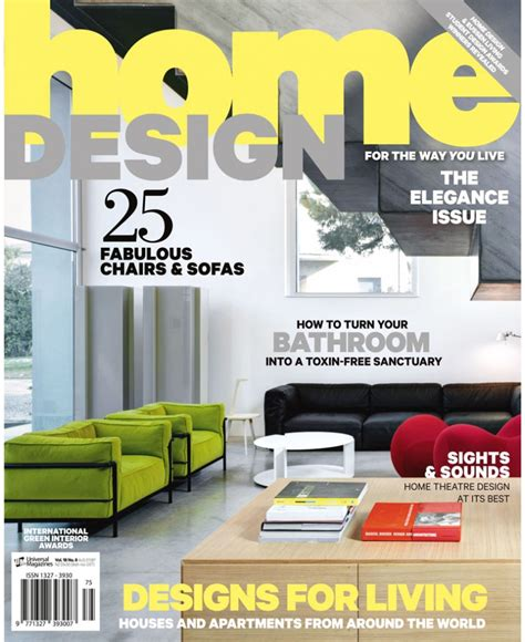 home design magazine au home design magazine 1 year subscription