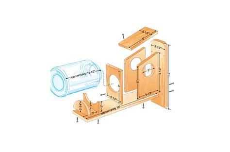 wood build squirrel feeder jar pdf plans