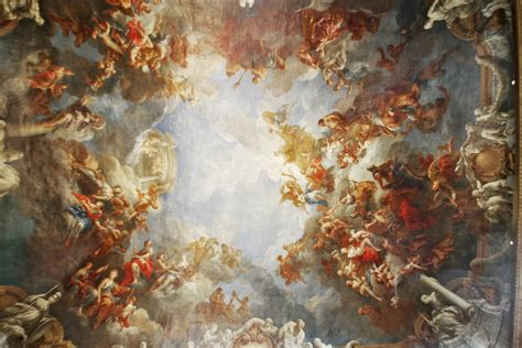 Painting On The Ceiling by Ceiling Painting Versailles Brenneman Flickr