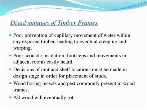 A Framed Houses timber frame construction