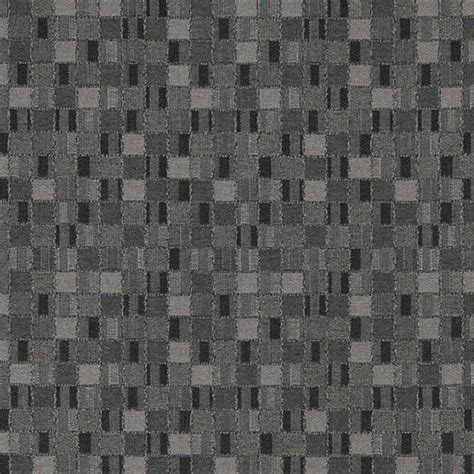 Black And Grey Upholstery Fabric by Black And Grey Geometric Boxes Contract Grade Upholstery