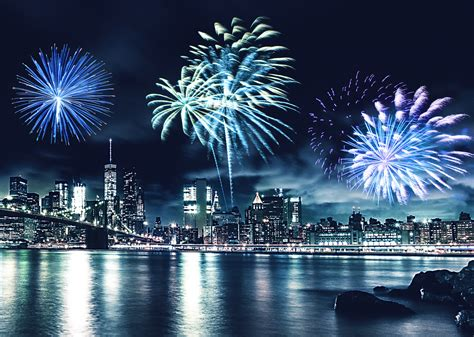 beautiful fireworks photos and time lapse video