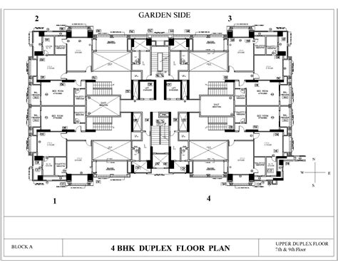modern residential floor plans plans of residential buildings modern house luxamcc