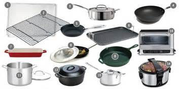 Kitchen Items With Pictures Kitchen Essentials Cook Smarts