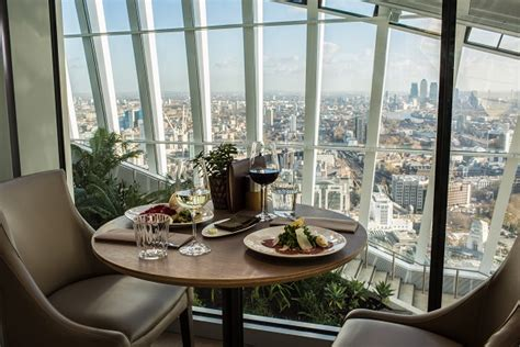 heights  sky garden opens hospitality catering news