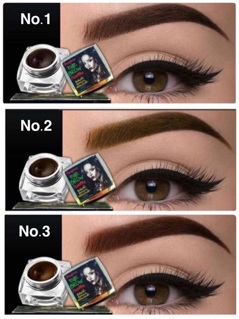 3 In 1 Obuse Eyebrow Powder Made Thailand jeedjees eye brow painting thailand best selling products popular thai brands