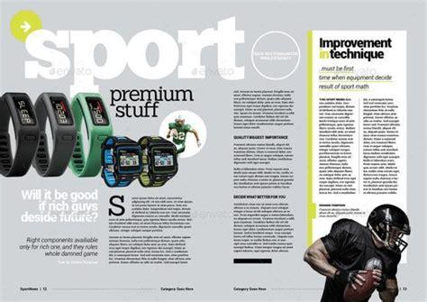 download desain majalah 54 best magazine template designs download images on