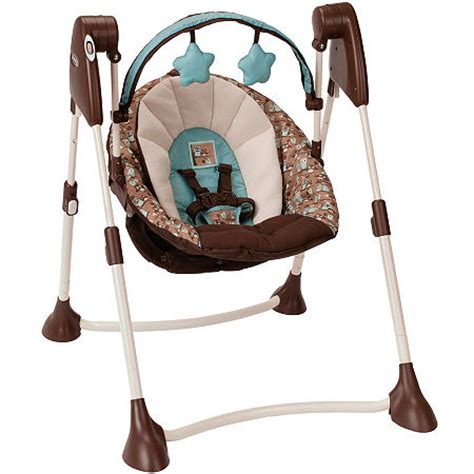 graco swing by me little hoot toys for baby and toddlers