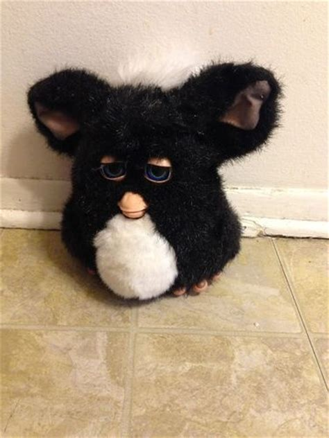 D Ziner D 8188 Black White B Original 42 best images about furbies on models toys