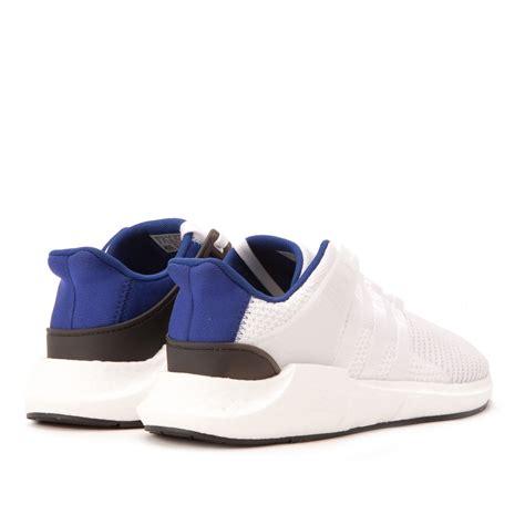 Adidas Eqt Support 93 17 Boost Original Bnib Dibawah Harga Recsell adidas eqt support boost 93 17 white blue black bz0592
