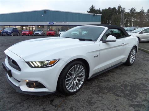 ford mustang mustang   gt auto convertible