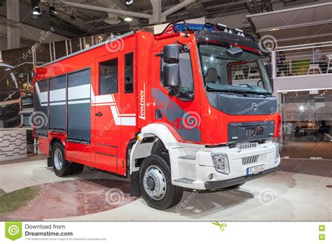 volvo truck service germany volvo fl 4x4 truck editorial photography image of
