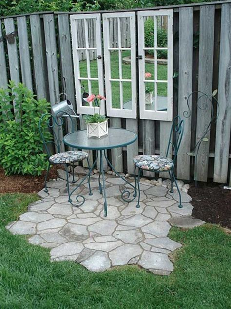 backyard sitting area ideas 23 easy to make ideas building a small backyard seating