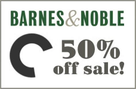 barnes and noble sale barnes noble s 50 criterion sale kicks today
