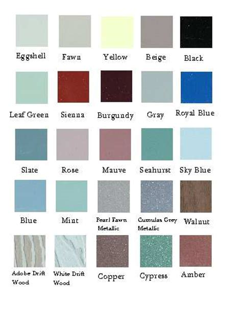 Awning Colors by Window Awning Colors