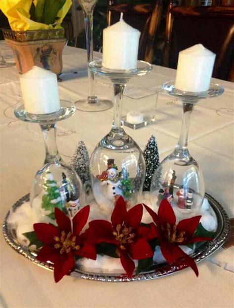 Christmas Centerpiece Ideas Pinterest - top 50 christmas table decorations 2017 on pinterest christmas celebrations