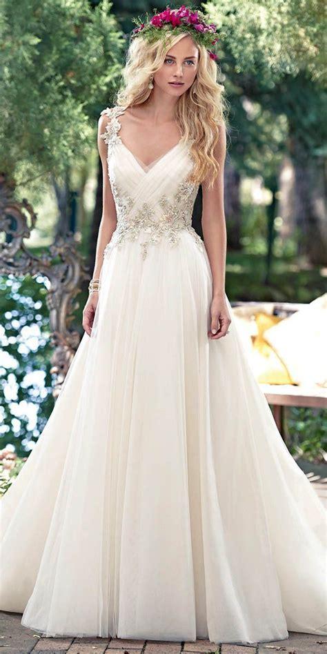 hochzeitskleid romantisch 25 best ideas about romantic wedding dresses on pinterest