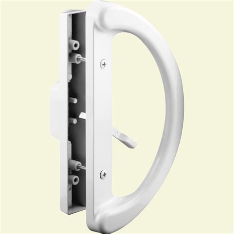 Locks For Sliding Patio Doors Prime Line C 1225 Mortise Lock Sliding Patio Door Handle Set Lowe S Canada