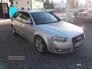 2007 Audi A4 1 8 T 2007 Audi A4 Avant 1 8 T Multitronic S Line Navi Xen