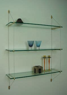 hanging glass shelves d corate cable