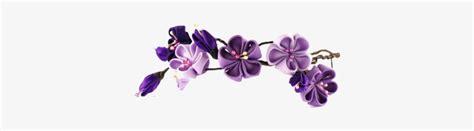 flower crown png purple jpg freeuse purple flower crown