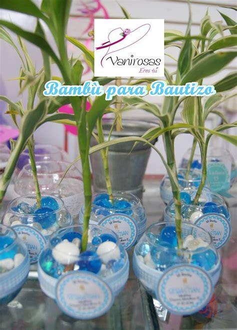 recuerdos para bautizo bambu ecologicos ideas