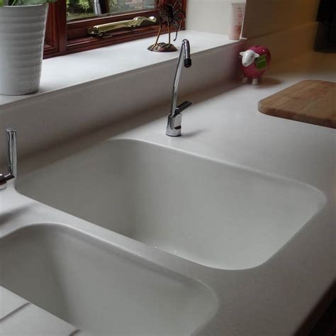 corian sink sweet 859 integrated sink corian