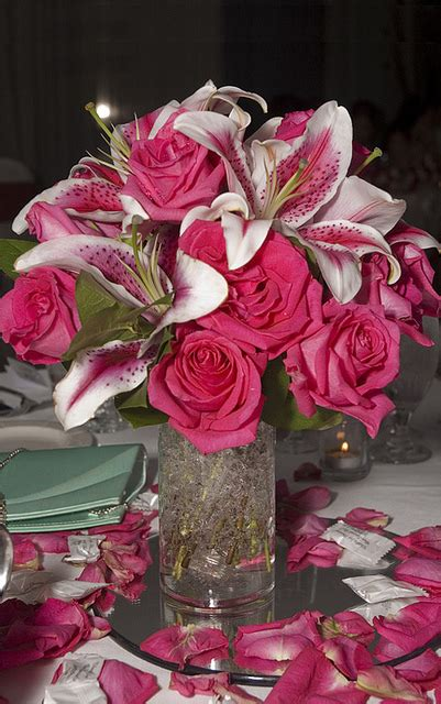 rose wedding centerpieces wedding centerpieces wedding