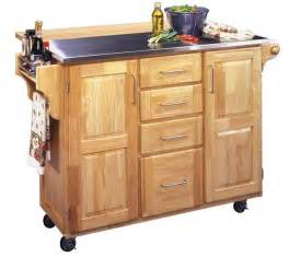 kitchen island cart with breakfast bar kitchen island cart stainless steel table top rolling breakfast bar cabinet rack ebay
