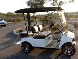 Club Car Ds Tires And Rims Innovation Motorsports 4 Seat Club Car 48v Electric Golf