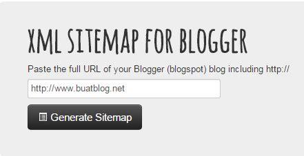 cara membuat file sitemap xml cara mudah membuat sitemap xml dengan menggunakan sitemap