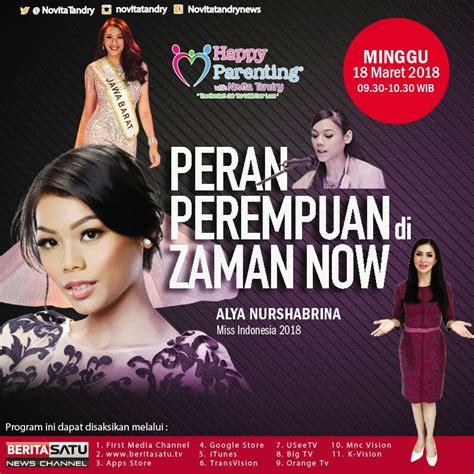 Happy Parenting With Novita Tandry by Happy Parenting With Novita Tandry Tamu Alya Nurshabrina