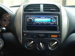 Toyota Rav4 Stereo Toyota Rav4 2004 Radio