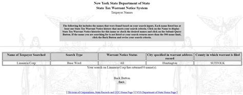 Suffolk County New York Property Records New York State Taxation Department Seizes Your Diner The Huntingtonian
