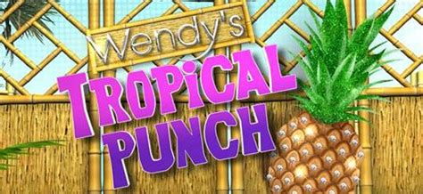 Wendy Williams Vacation Giveaway - wendy williams show tropical punch sweepstakes