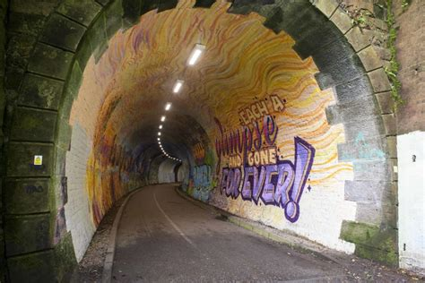 colinton tunnel edinburgh case study asd lighting plc