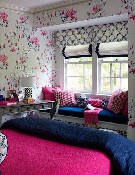 Pink And Blue Room by Pink And Blue Room With Reading Nook Window Seat